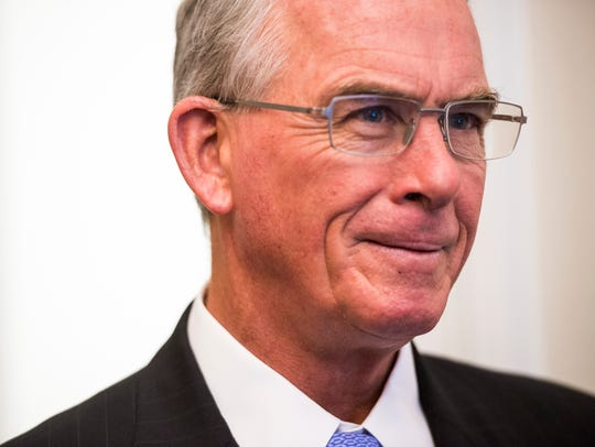 Rep. Francis Rooney, R-Fla., was named vice chair of