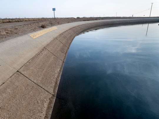 Subsidence is not a new issue for the Friant-Kern Canal.