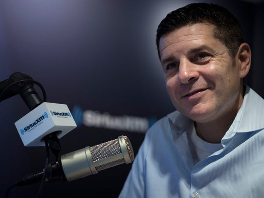 Dean Obeidallah, a Muslim-American comedian who grew up in Paramus, has sued The Daily Stormer, a neo-Nazi website that posted an article last year claiming he was responsible for the bombing at an Ariana Grande concert in Manchester, England, that killed 22 people.