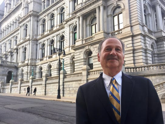 Gerry Geist is the executive director of the state