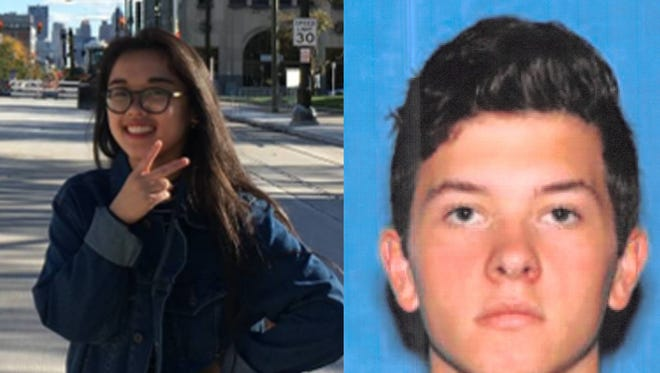 Canton Police issued a statement late Tuesday that runaway teens Lillian Le Nguyen and Timothy Michael Wieber had been found safe in Alabama.
