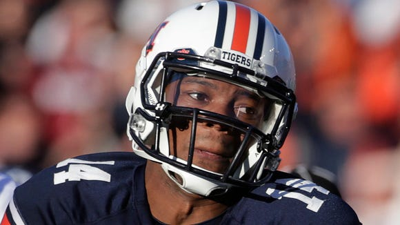 Nick Marshall was rcited for possession of less than an ounce of marijuana during a traffic stop in Reynolds, Georgia on Friday. He was not arrested.