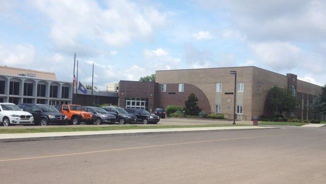 Henderson County High School.