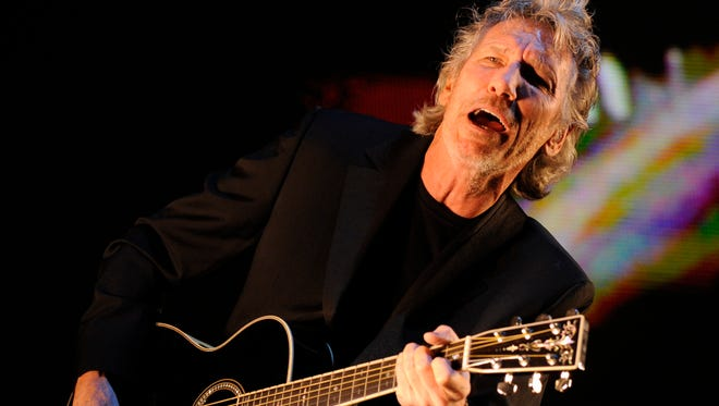 Roger Waters, seen performing during his headlining set at the Coachella Valley Music and Arts Festival in 2008, will headline the third night of Desert Trip following The Who.