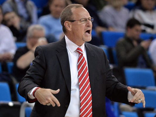 NCAA Basketball: Louisiana-Lafayette at UCLA