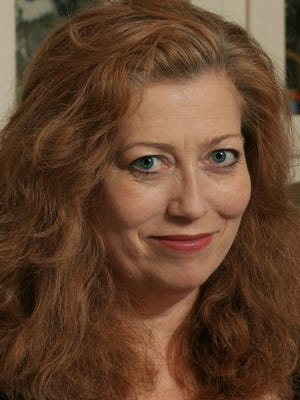 Oxford University graduate and FSU English professor Diane Roberts.