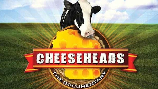 """Cheeseheads: The Documentary"" will have its first Green Bay screening Feb. 10 at the University of Wisconsin-Green Bay."