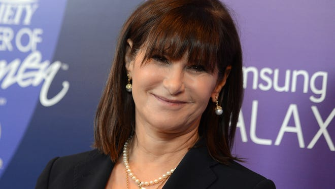 Amy Pascal, Sony Pictures Entertainment co-chairman.
