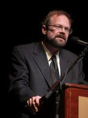 Christopher Merrill, director of the International