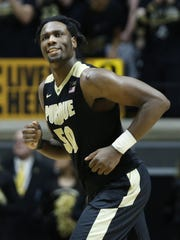 Caleb Swanigan transformed  himself into an All-American forward during his two seasons at Purdue.