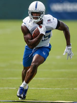 Colts rookie RB Marlon Mack dazzled in his debut last week in Dallas. Can he do it again Saturday?