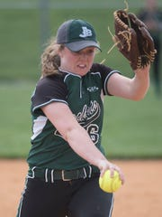 James Buchanan's Jenna Mongold was crucial in leading the Rockets to their first ever state playoff victory in a strong season for the Rockets
