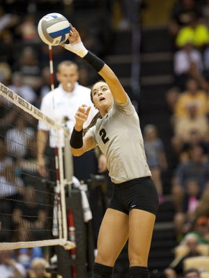 Val Nichol and the Boilermakers are 6-0 in the Big Ten