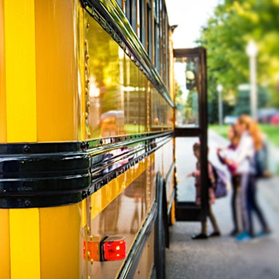 Students in Greenville County who will need to ride