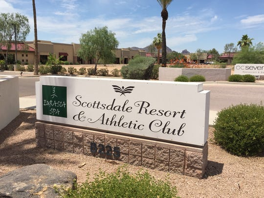 The Scottsdale Resort and Athletic Club in Scottsdale