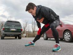 How a York soccer star became an elite runner