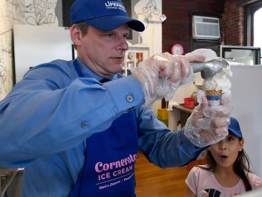 LifePath Ministries opens ice cream shop