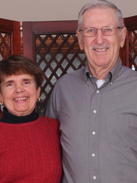 Anniversaries: Jim Glanden & patricia christy
