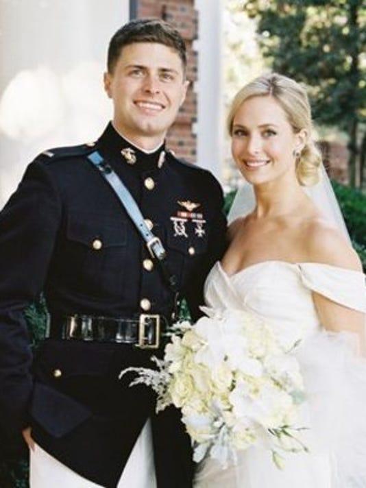 Weddings: Travis Walker` Brannon & Virginia Lee McCall