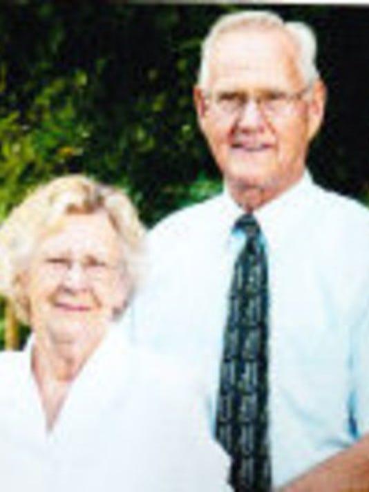 Anniversaries: Fred Palmer & Dolores Palmer