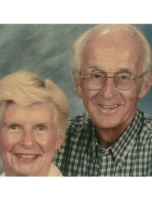 Anniversaries: Warren James & Jean James