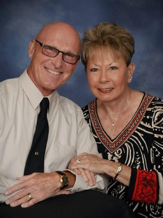 Anniversaries: Gerald Nice & Caryl Nice