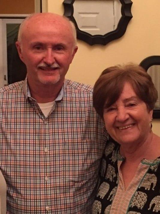 Anniversaries: Barbara McDowell & Gene McDowell