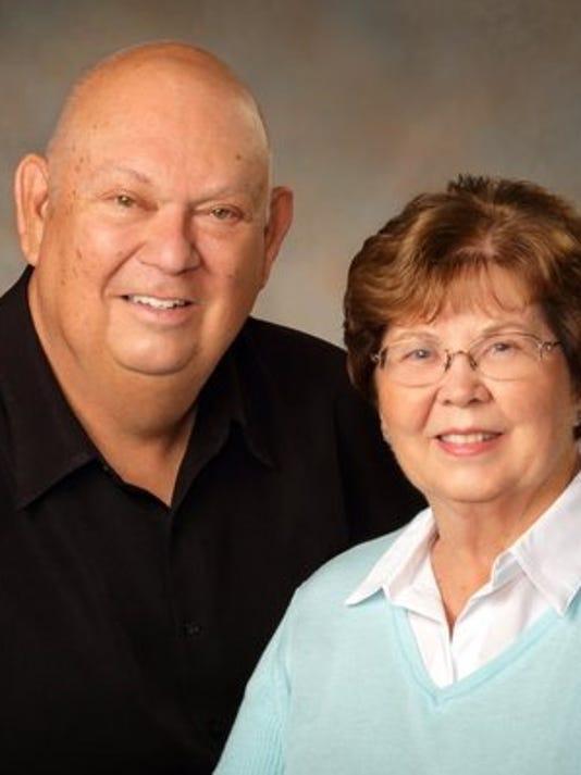 Anniversaries: Mike McFarland & Donita Gutridge