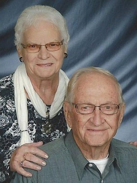 Anniversaries: Roger Engelmeyer & Mary Ann Engelmeyer