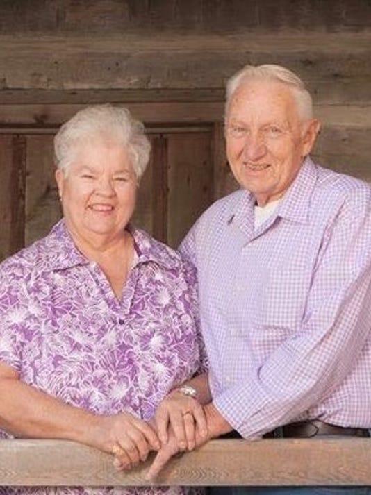 Anniversaries: Gene Bliss & Freda Bliss