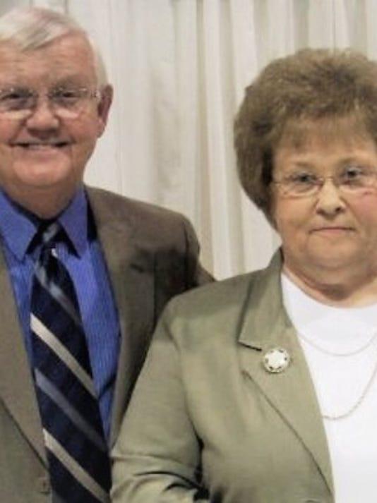 Anniversaries: Pastor Dale McCallister & Joy (Shinn)
