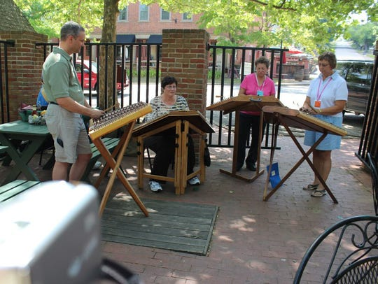 The 43rd annual Dulcimer Days starts on Friday and