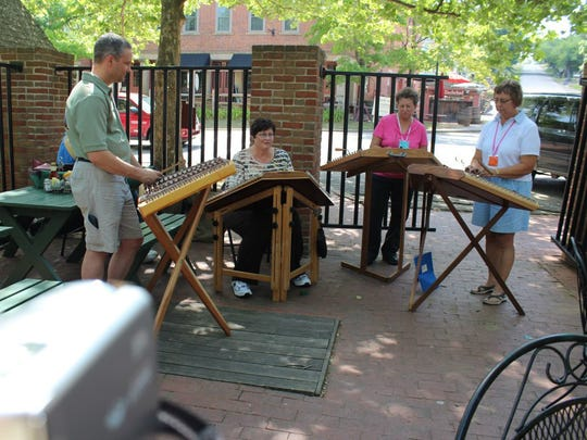 The 43rd annual Dulcimer Days starts on Friday and runs through Sunday. The event will include jam sessions, workshops, music vendors, concerts and contest.