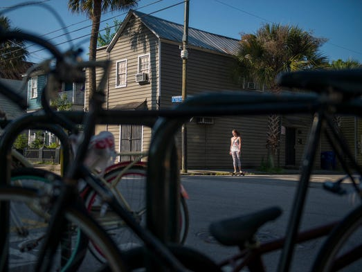 Since many residents opt for alternative methods of transportation in Charleston, S.C., organizations such as Charleston Moves are lobbying to make the streets more bike-friendly while also promoting healthy lifestyles.