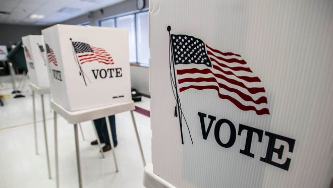 The midterm election was Tuesday, Nov. 4.