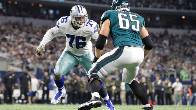 It appears Greg Hardy has played  his last game with the Dallas Cowboys.