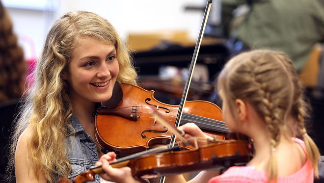 The Oregon Oldtime Fiddlers' Association hosts a Fiddle and Variety Show 6:30 p.m. Friday, April 8, at the Polk County Fairgrounds, 520 S Pacific Hwy. W, Rickreall.