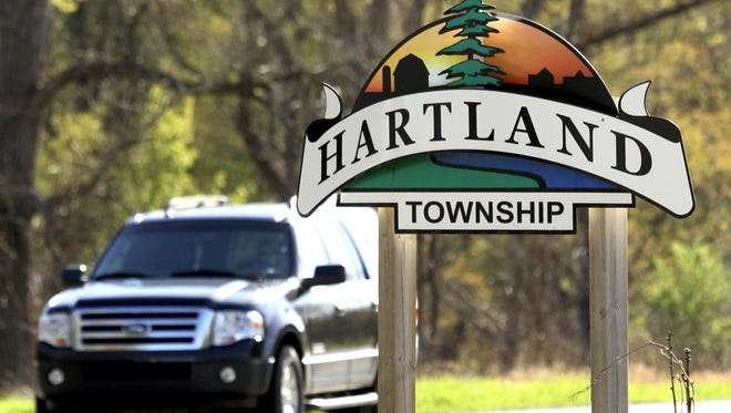 Hartland Township.