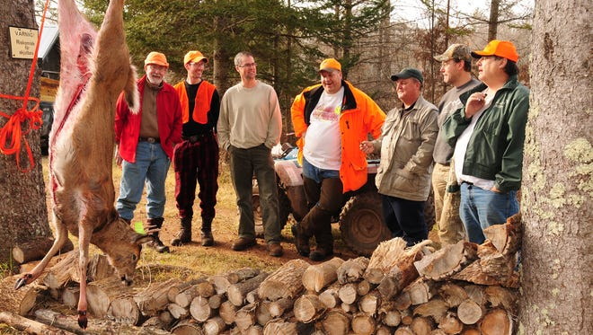 Politics have become a routine part of hunting and wildlife management in Wisconsin since 2011.