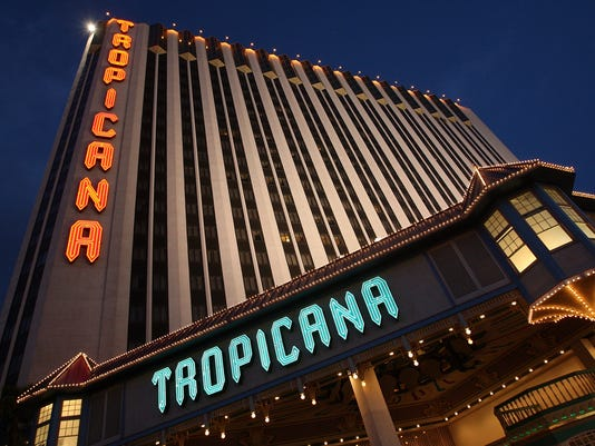 Bankruptcy Looms For Tropicana Casino