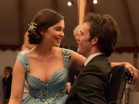 Film Review Me Before You
