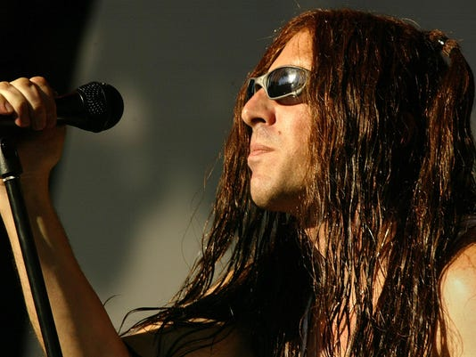 Maynard James Keenan of A Perfect Circle