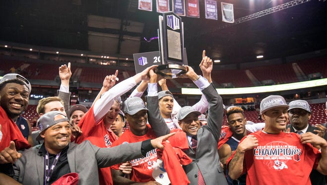 The Mountain West failed to send two teams in the NCAA Tournament for the first time since .