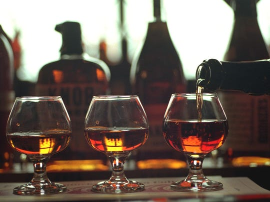 Kentucky's Edge features bourbon tastings and more.