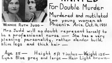 Remembering the 1931 'Trunk Murderess' case
