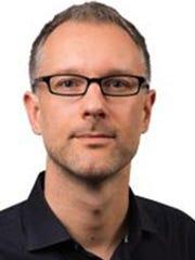 T. Florian Jaeger, 41, a professor at the University