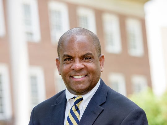 Mount Vernon Councilman Marcus Griffith, running for