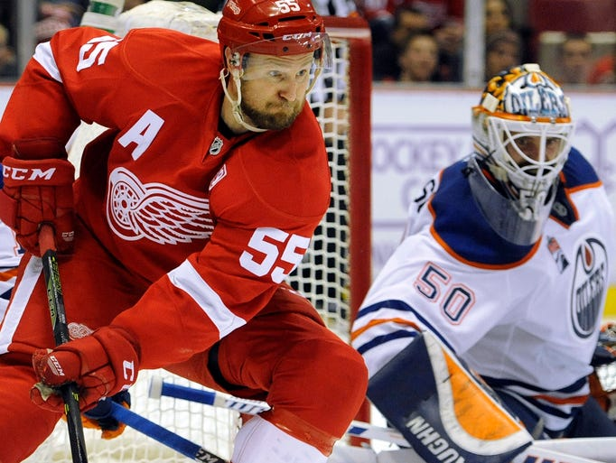 Niklas Kronwall – The Red Wings were expecting to monitor