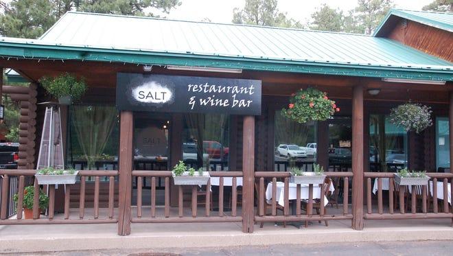 Salt Restaurant & Wine Bar in Lakeside is not your typical mountain-town wood-paneled steakhouse.