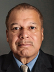 Gary Berry is believed to be the first minority from